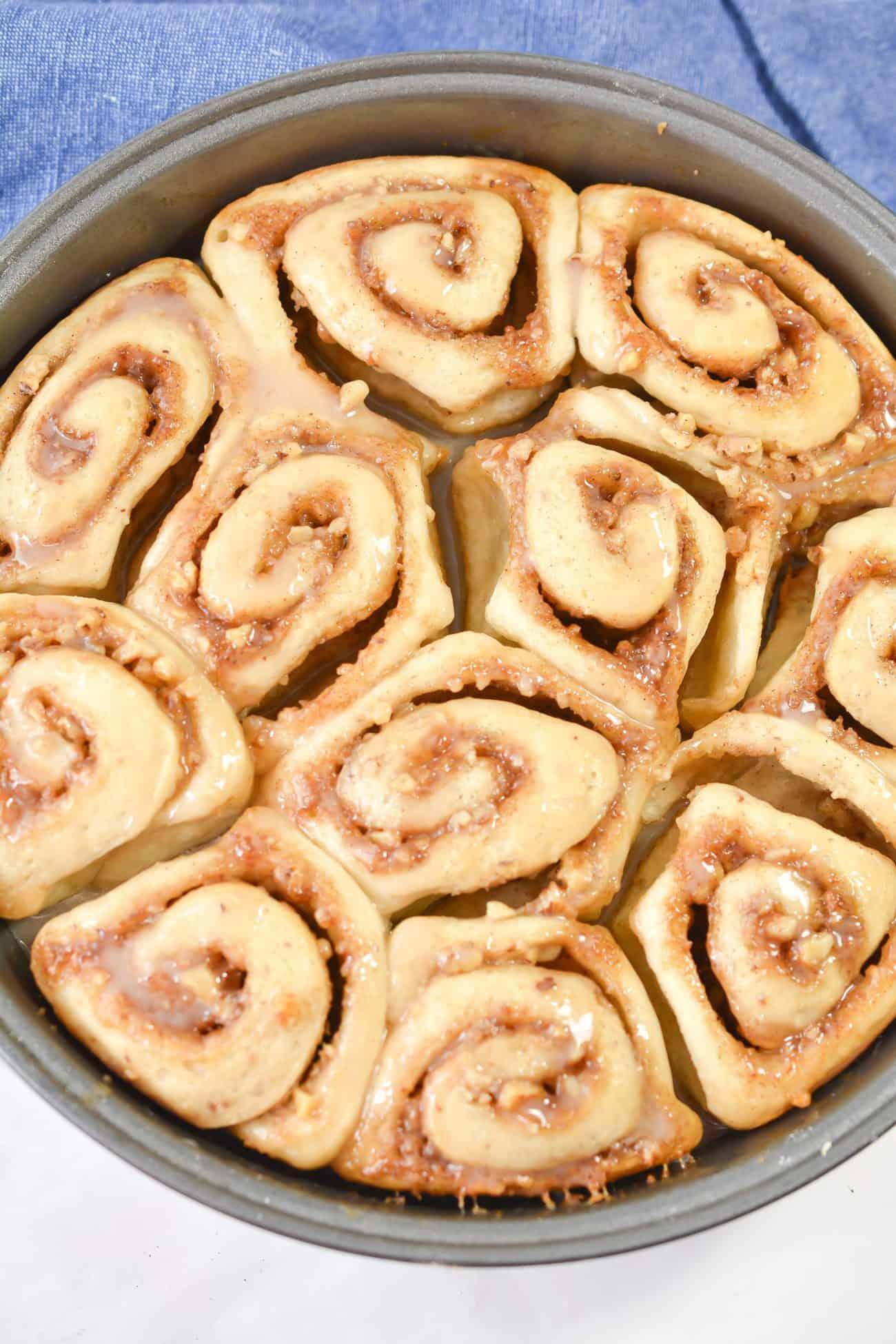 Astoundingly Easy Cinnamon Rolls