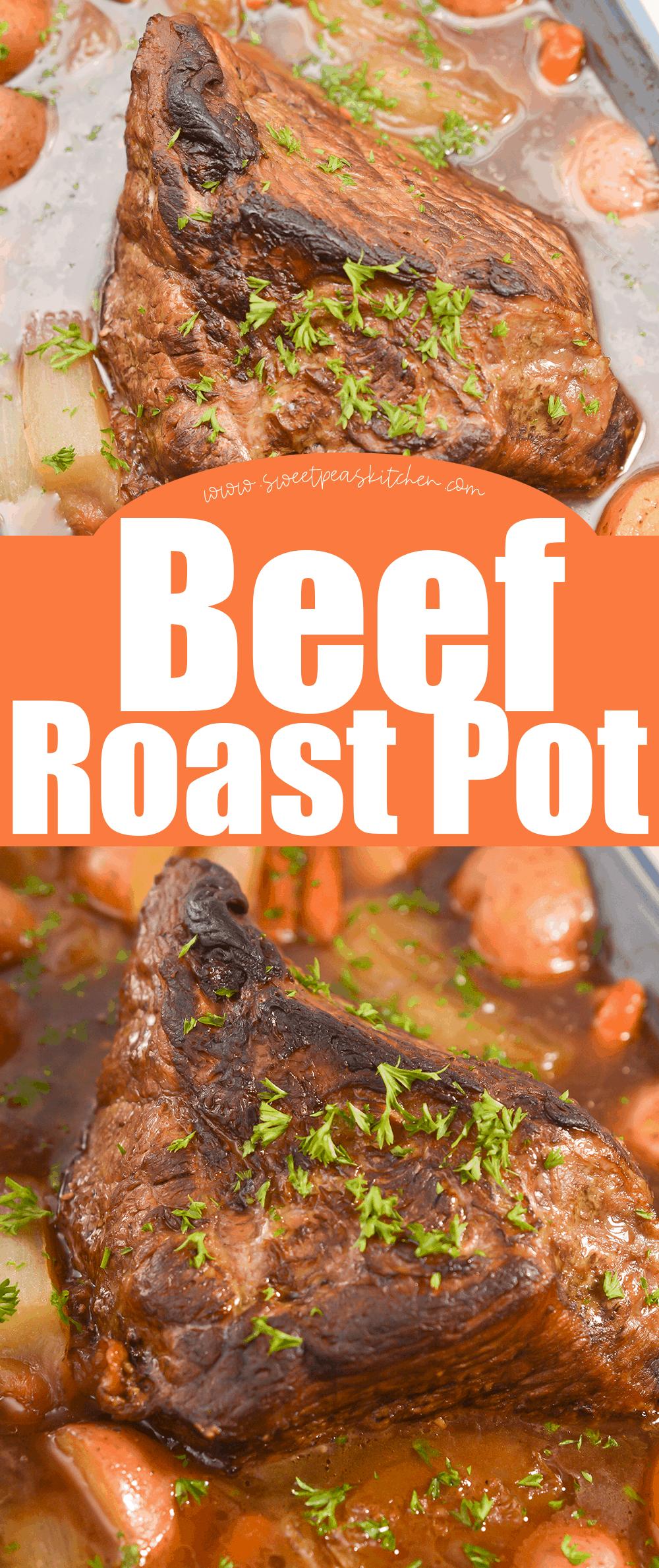 Beef Roast Pot