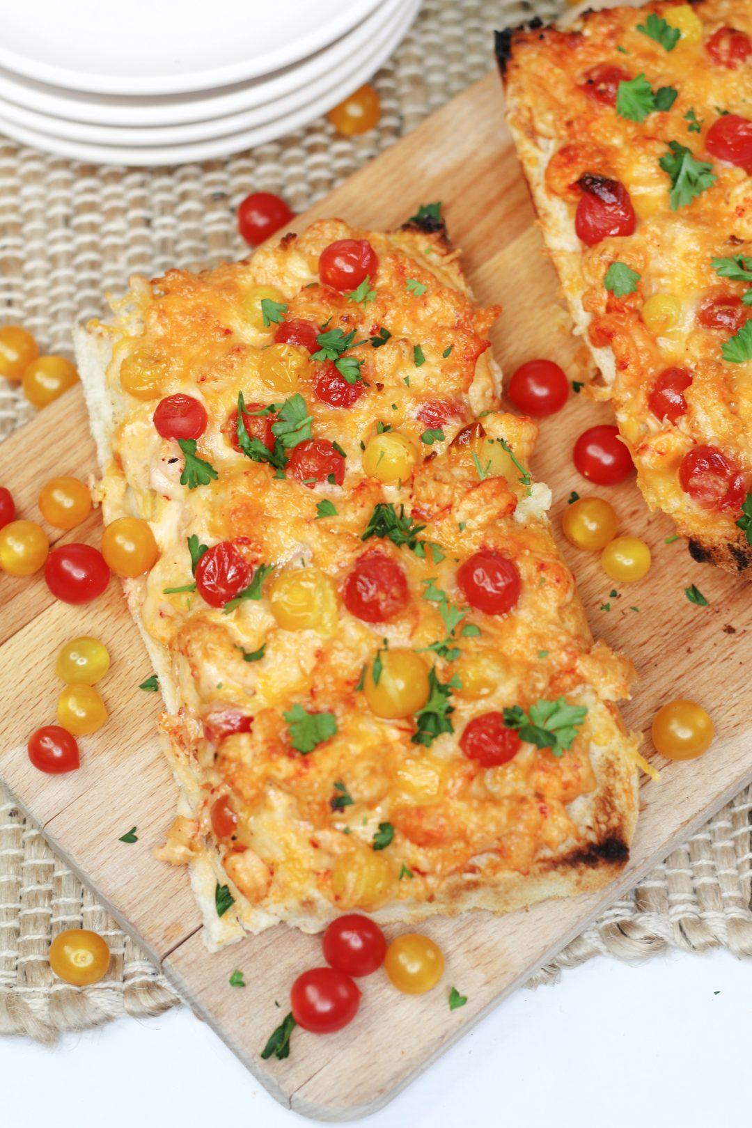 Crawfish Bread