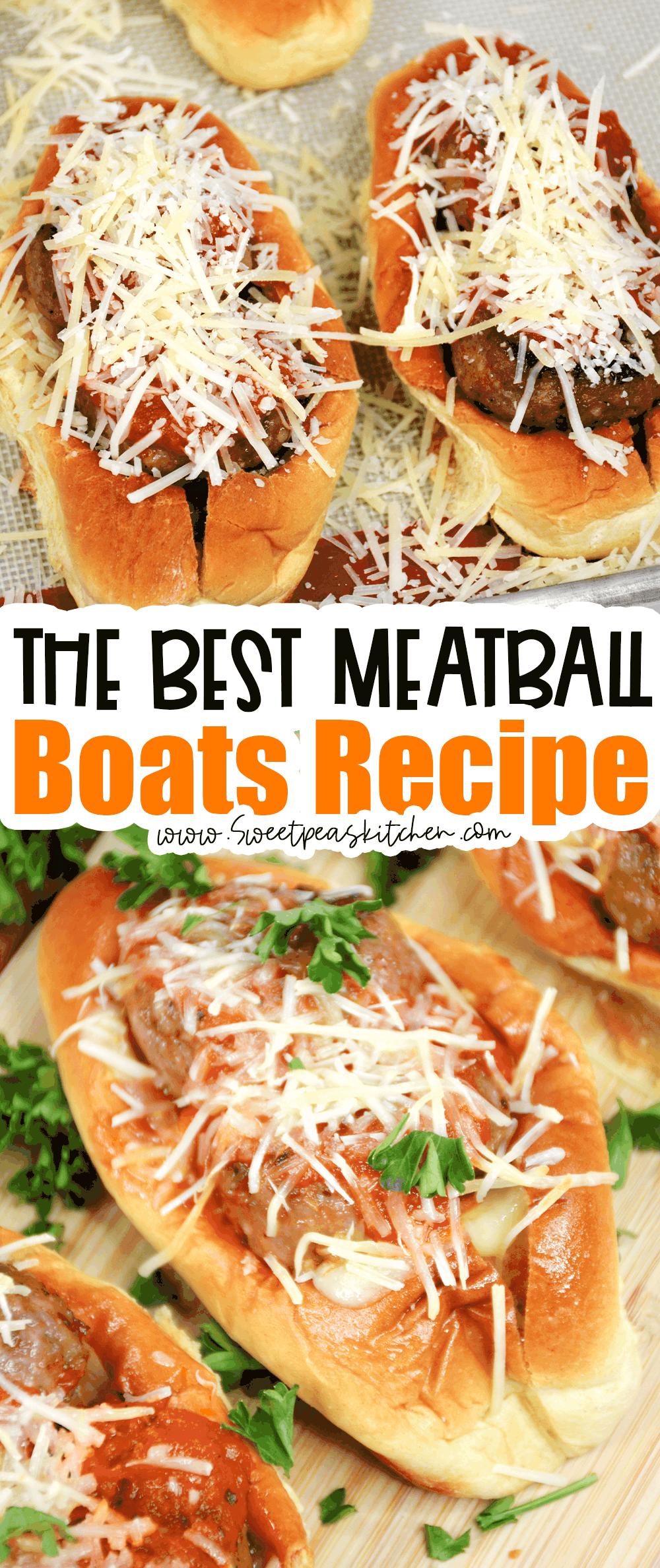 meatball Boats