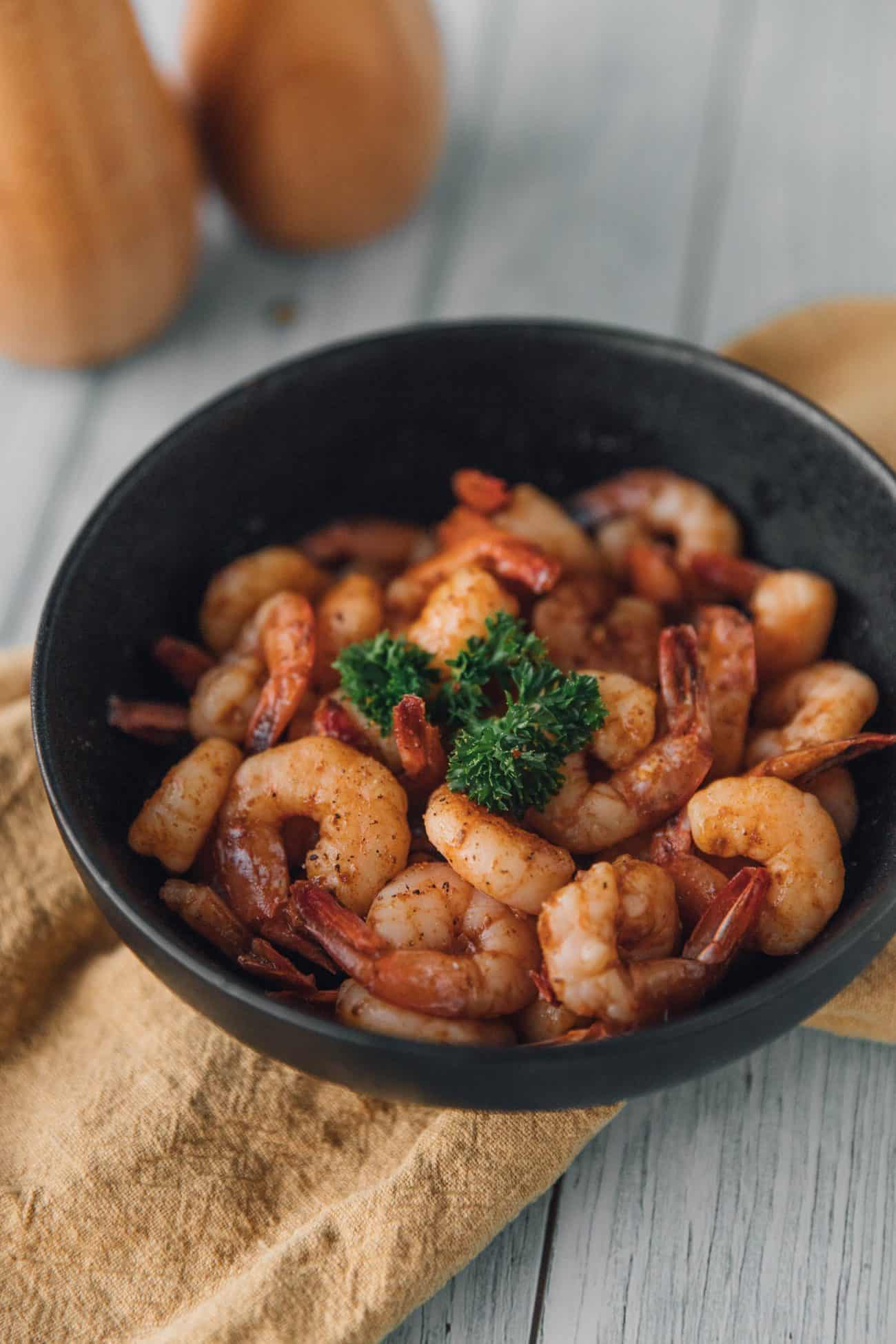 New Orleans BBQ Shrimp
