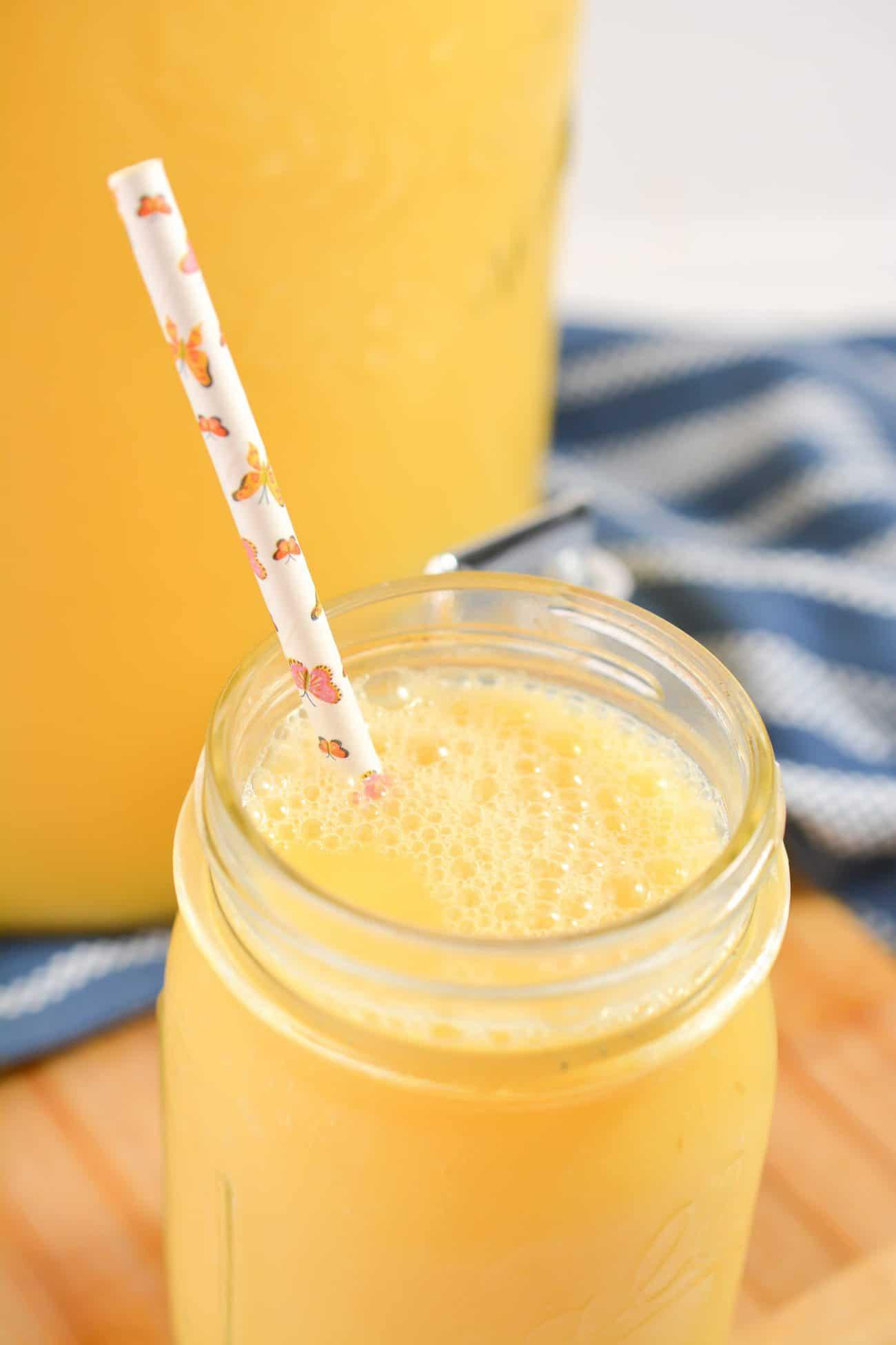 Orange Creamsicle Moonshine