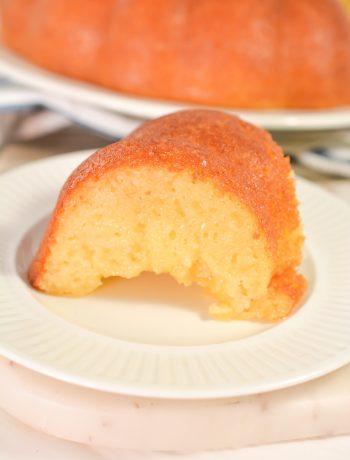 Pineapple Juice Cake