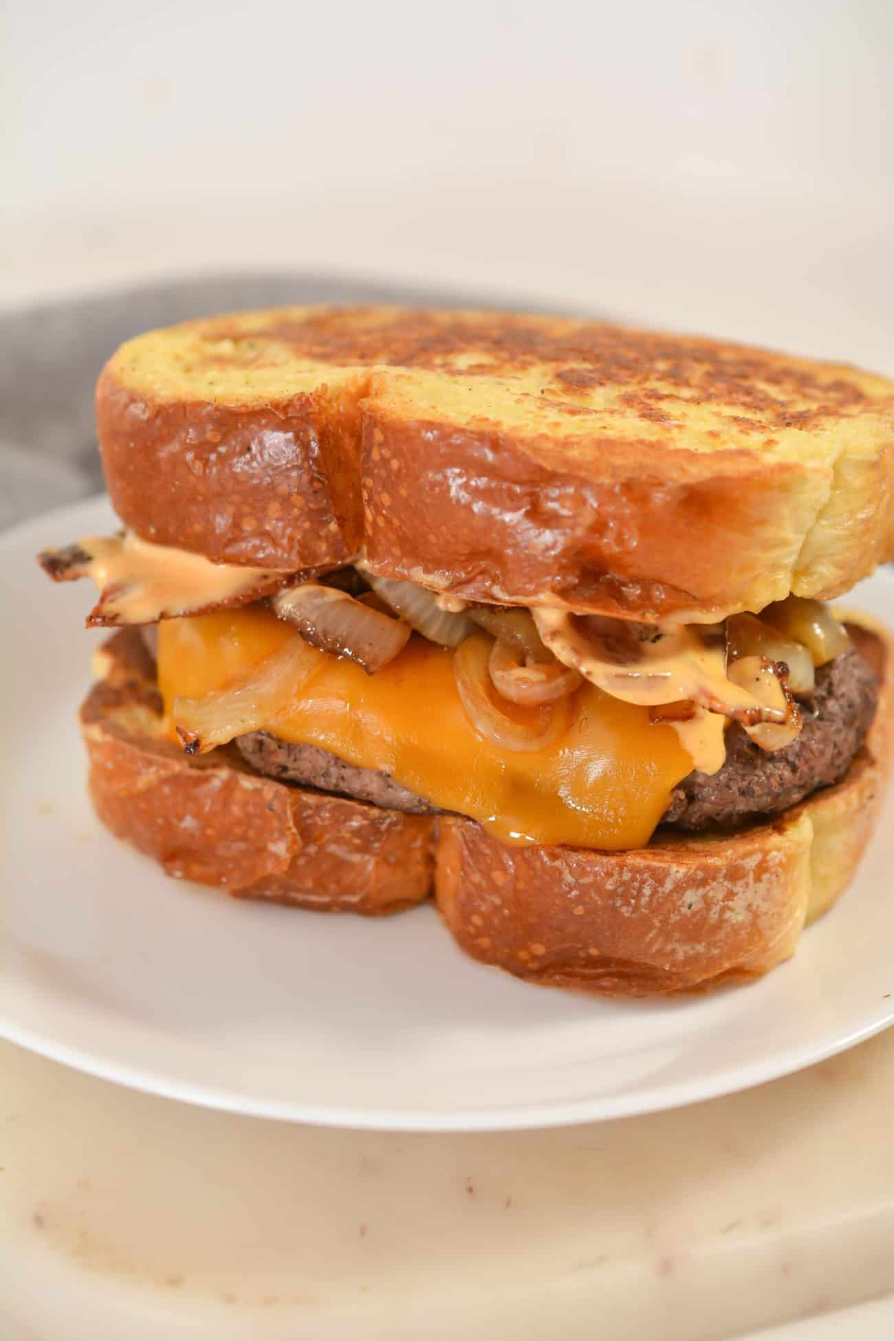 Big Mac French Toast