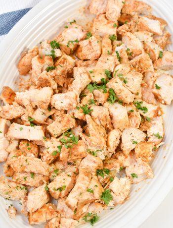 Boneless Chipotle Chicken