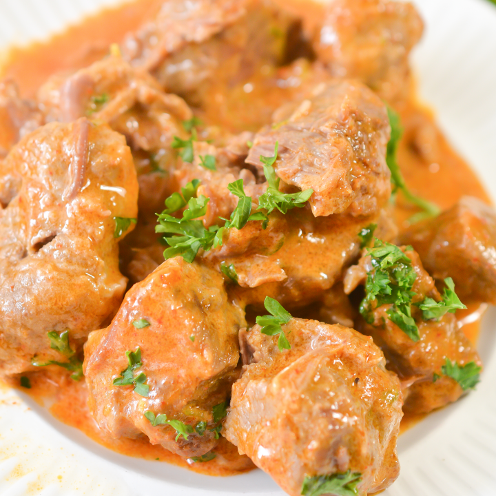 Penang Beef Curry
