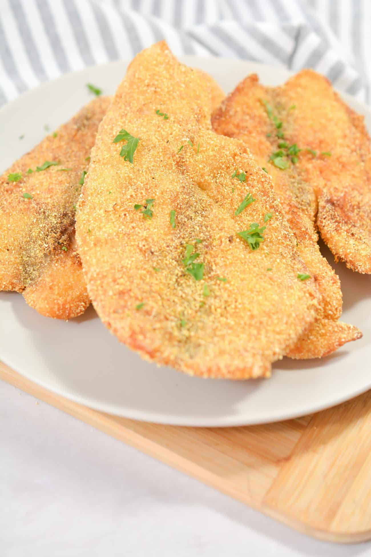 Fried Fish the Southern Way