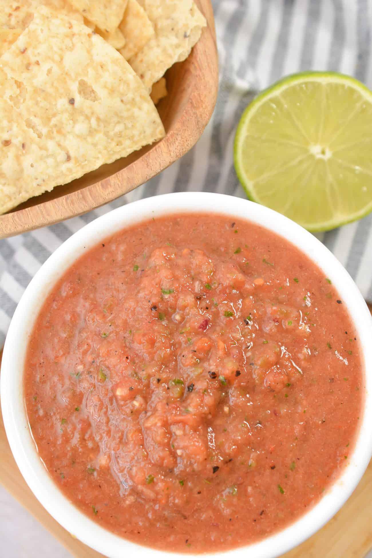 Best Homemade Salsa Ever