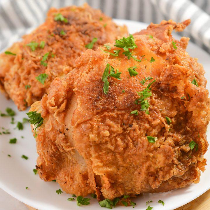 Skillet Fried Chicken