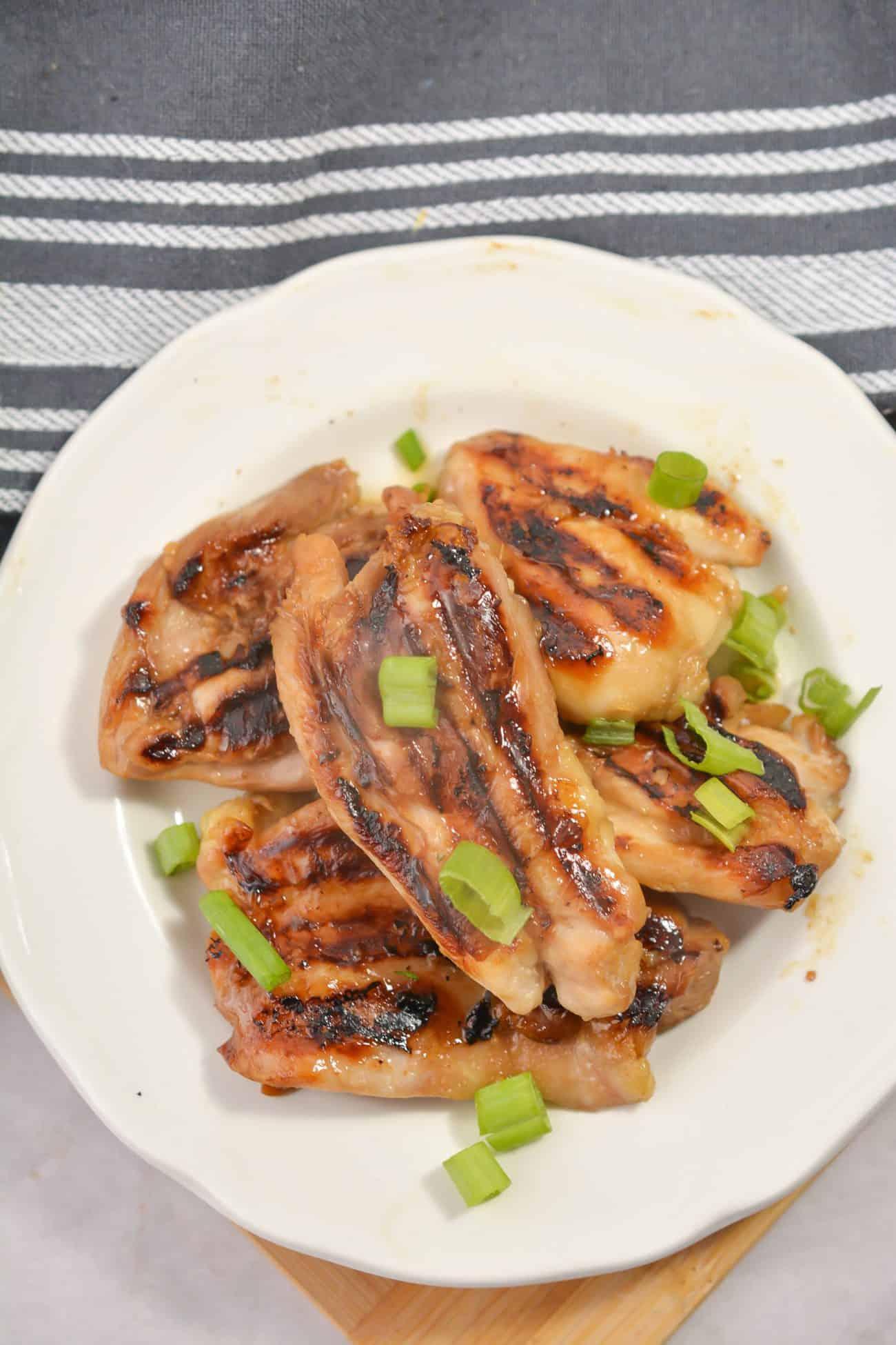 Hawaiian Teriyaki Chicken